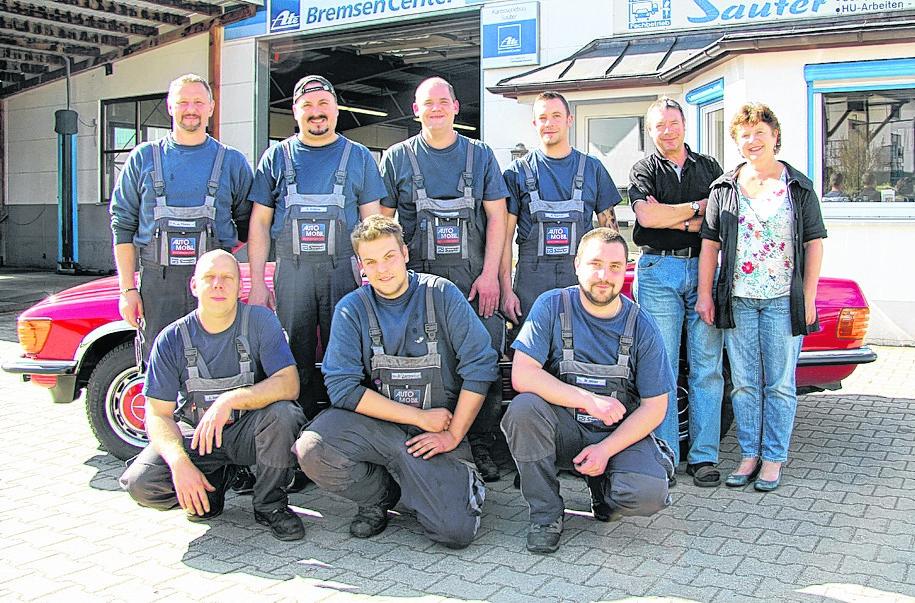 Sauter Team 2015